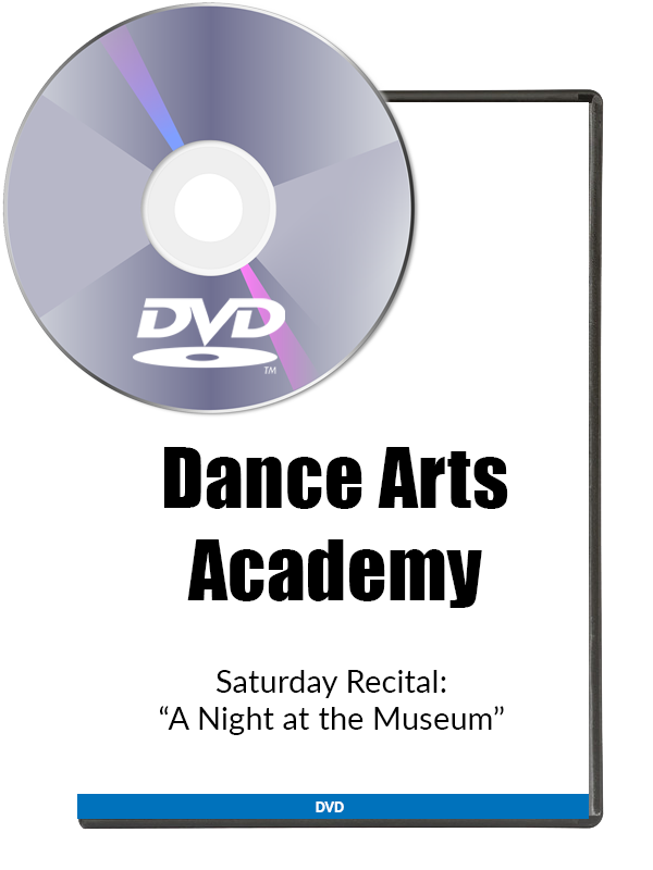 Saturday Recital: A Night at the Museum (DVD)
