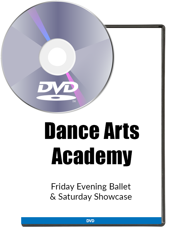 Friday Evening Ballet & Saturday Showcase (DVD)