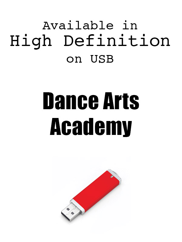 Dance Arts Academy in High Definition on USB