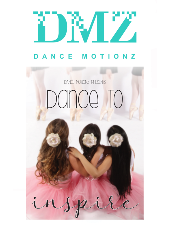 Dance Motionz: Dance to Inspire (DVD)