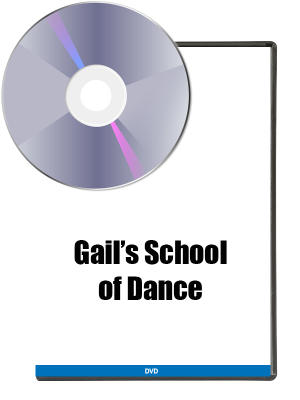 Gail's School of Dance Recital 2019 (DVD)