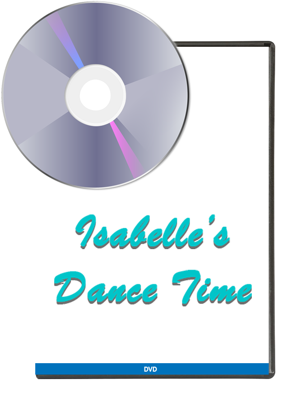 Isabelle's Dance Time Recital 2019 (DVD)