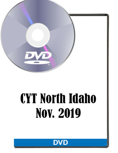 CYT North Idaho DVD