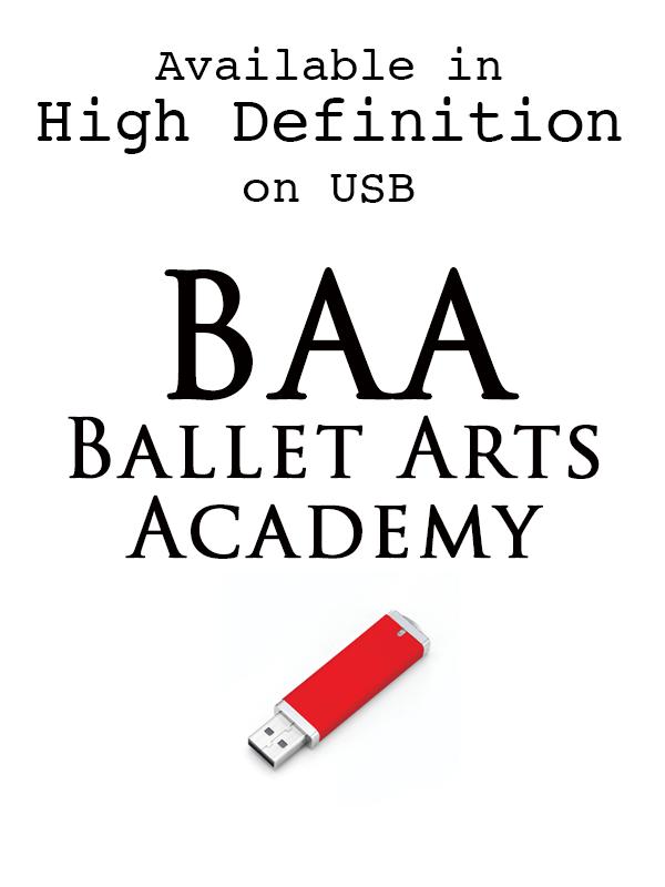 Ballet Arts Academy USB