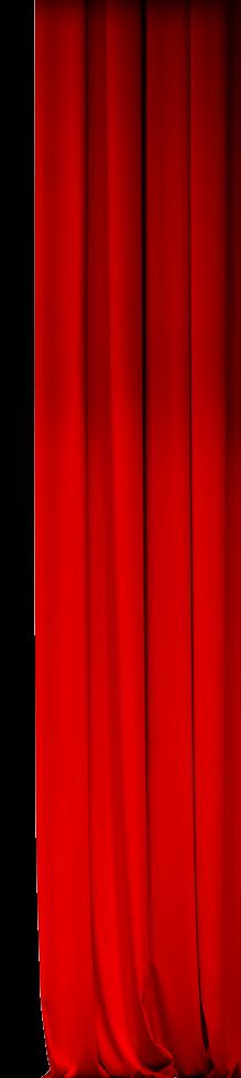 right movie curtain
