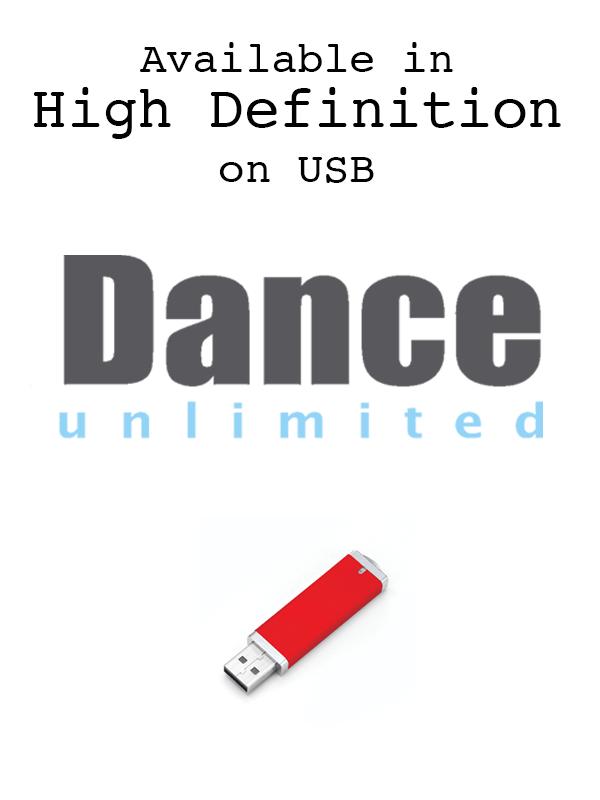 Dance Unlimited USB